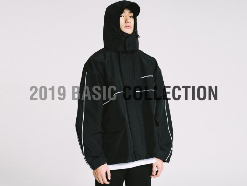2019 SPRING BASIC COLLECTION