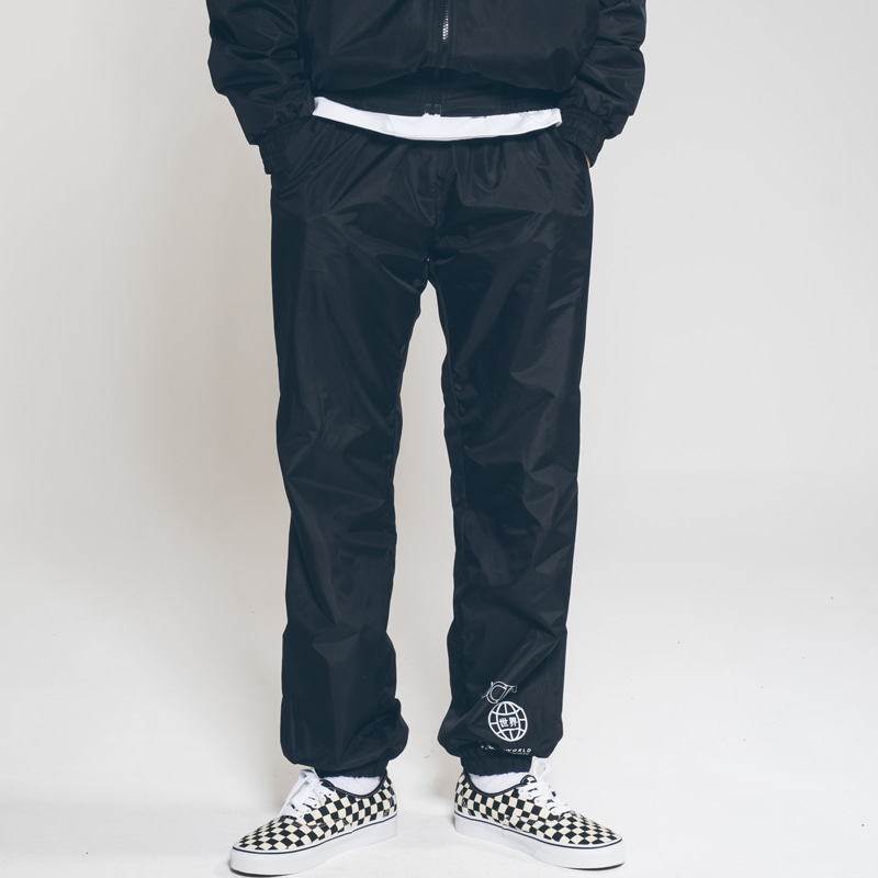 Another society track pants