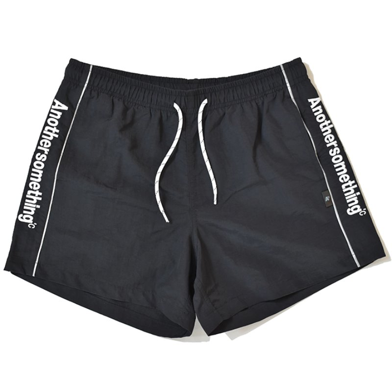 SIDELINE BASIC LOGO SHORT - Black