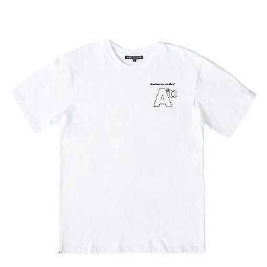 Basic small logo T-shirts - White