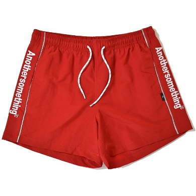 SIDELINE BASIC LOGO SHORT - Red